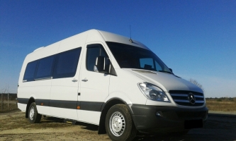 Автобус Mercedese Sprinter на прокат - фото 1