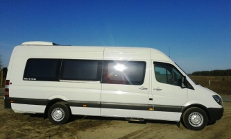 Автобус Mercedese Sprinter на прокат - фото 2